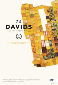 Affiche 24 Davids vertical